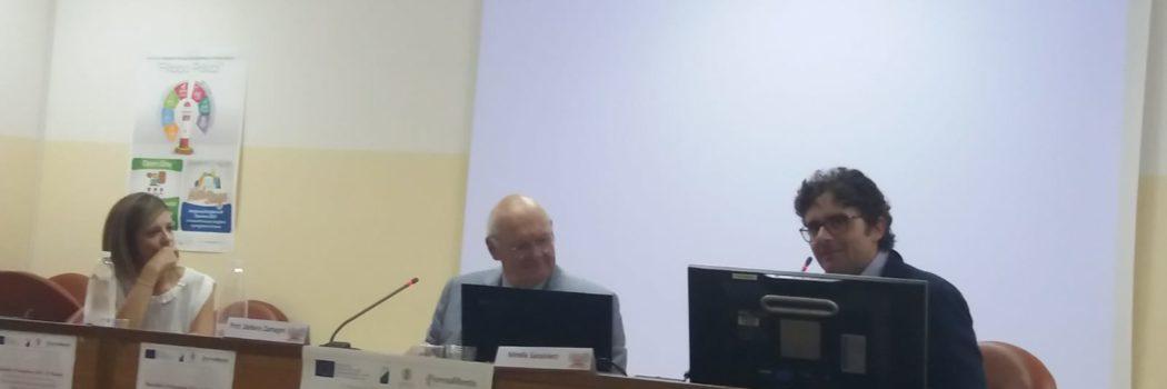 """Corso di Economia Civile e di Comunione. Un'aula magna gremita per la lezione di Zamagni """"Economia, una costola dell'etica"""""""