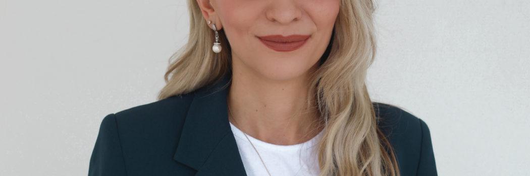 """Anna Bosco: """"Lavorerò con l'impegno di sempre"""""""